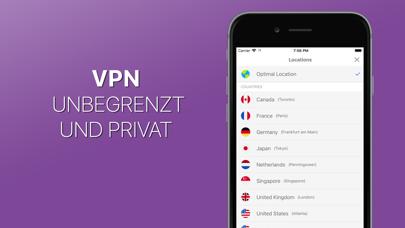 Anonymer TOR + VPN-BrowserScreenshot von 3