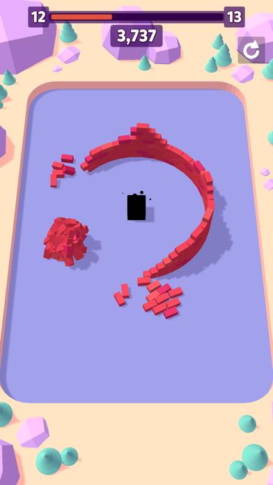 Roller Smash screenshot 2