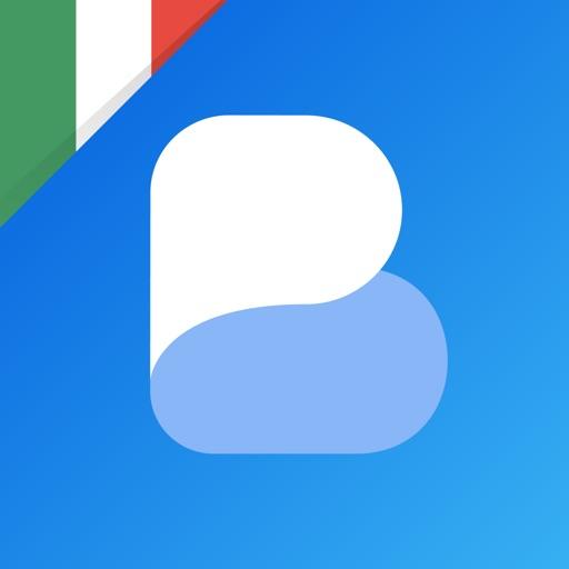 Busuu - Learn to speak Italian app logo