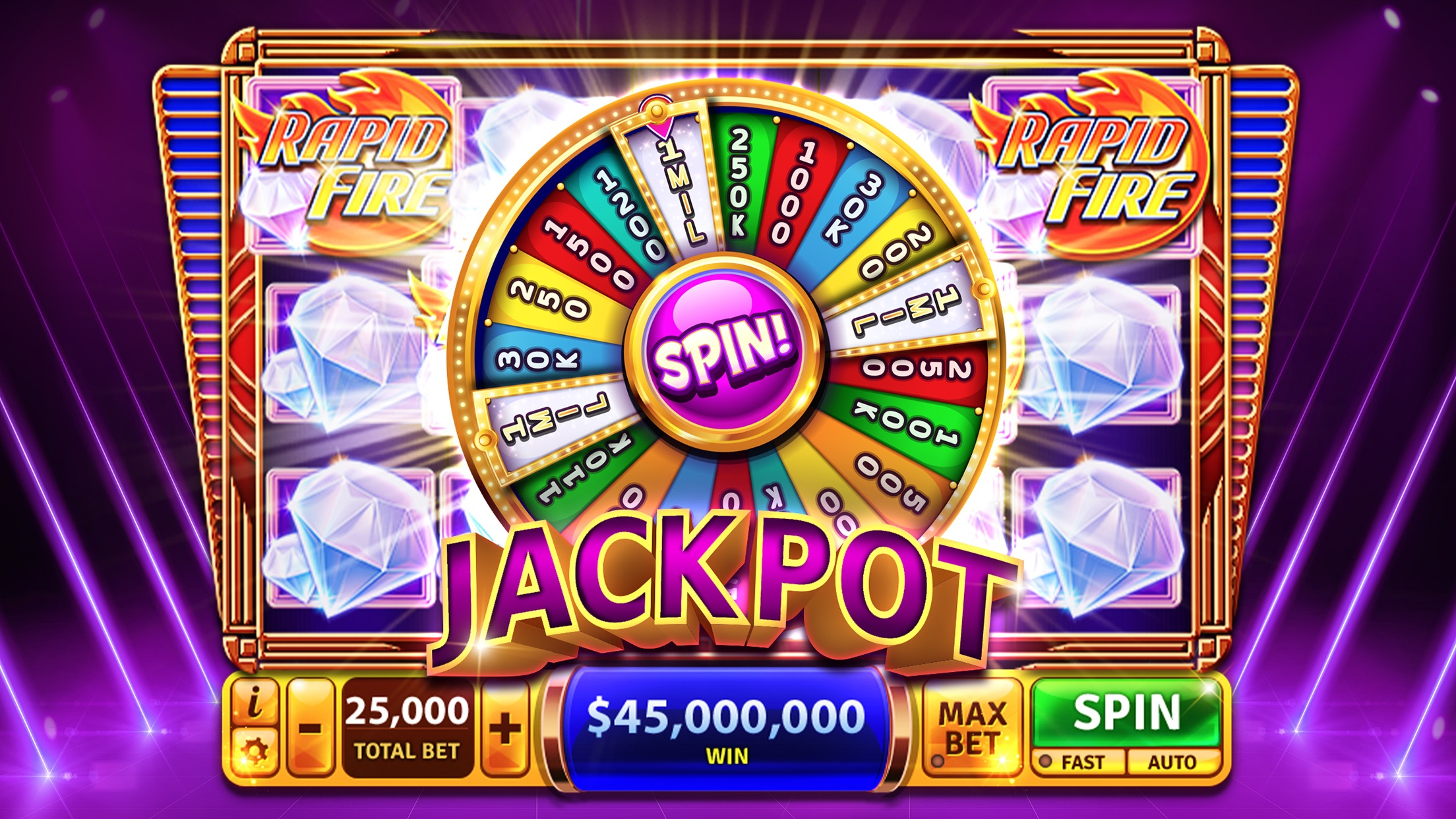 Casino Slots - House of Fun™ Screenshot