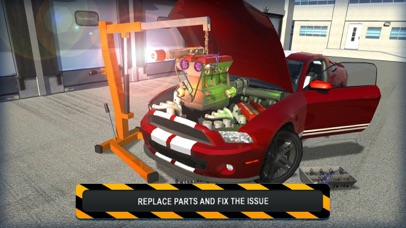 Car Mechanic 2019 screenshot 8