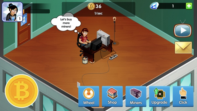 Crypto Tycoon Saga screenshot-0