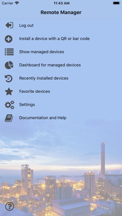 Digi Remote Manager screenshot one