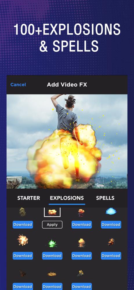 Video FX: Movie Maker & Editor - Revenue & Download