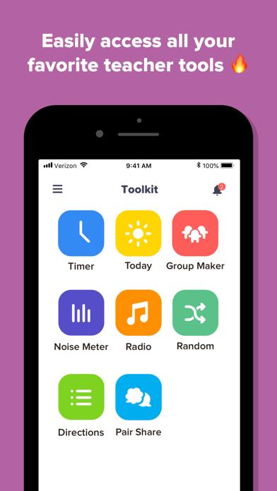 ClassDojo app image