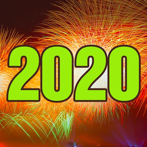 2020 - Happy New Year Cards
