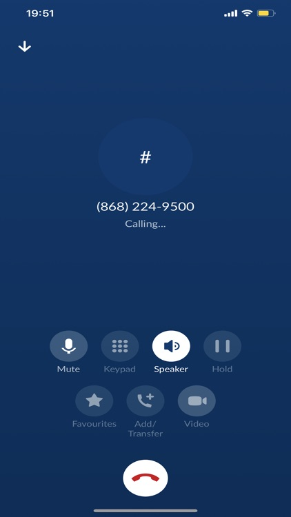 Liberty Business Hosted PBX screenshot-5