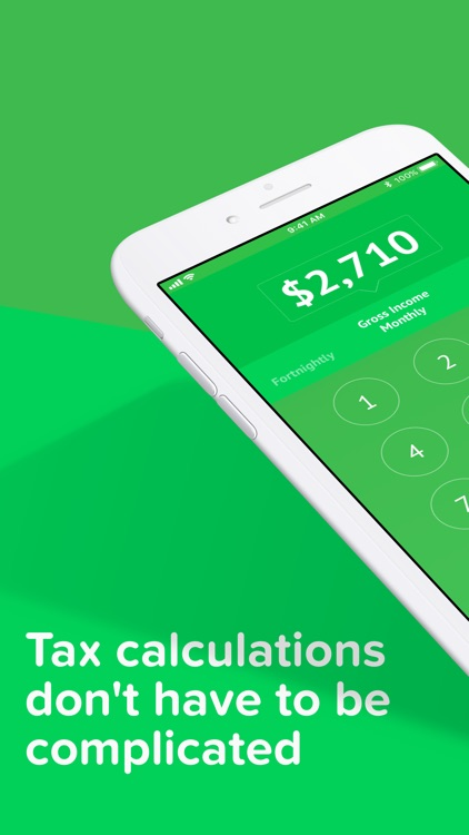 ATO Tax Calculator 2019 screenshot-0