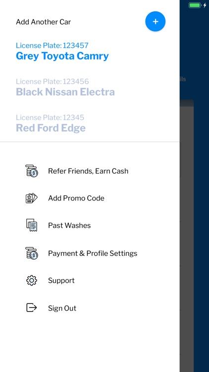 NuWash - Car Wash & Detailing screenshot-4