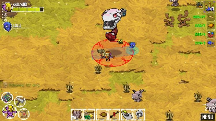 Crashlands screenshot-3