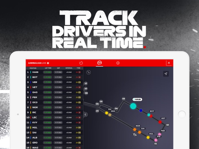 ‎Formula 1® Screenshot