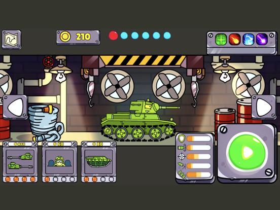 2020 Tank Games Cartoon War Iphone Ipad App Download Latest