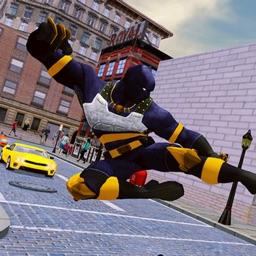 Flying Hero: City Battle