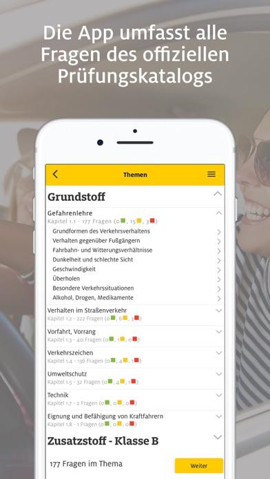 Screenshot for ADAC Führerschein in Kazakhstan App Store