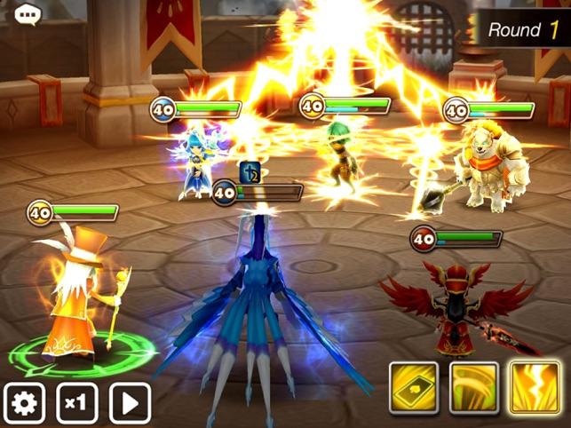 summoner wars ios problems