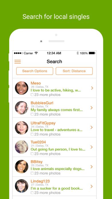 Single Parent Meet Screenshot