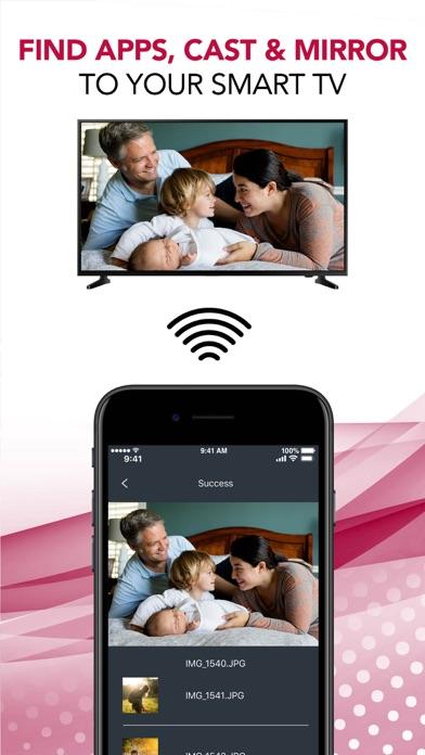 Smart TV Remote for Samsung+LG Screenshot