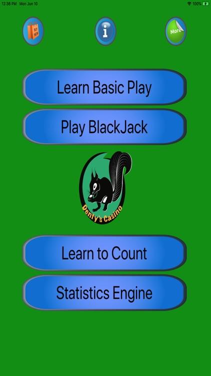 21+ Advanced BlackJack screenshot-4