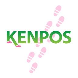KENPOSウォーキングアプリ