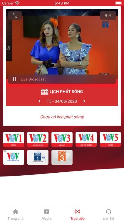 VOV Live – Sống cùng VOV screenshot-4