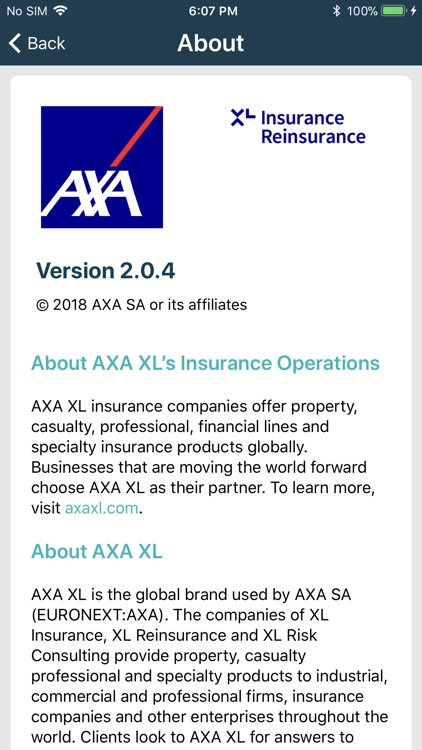 AXA XL Protect & Assist screenshot-8