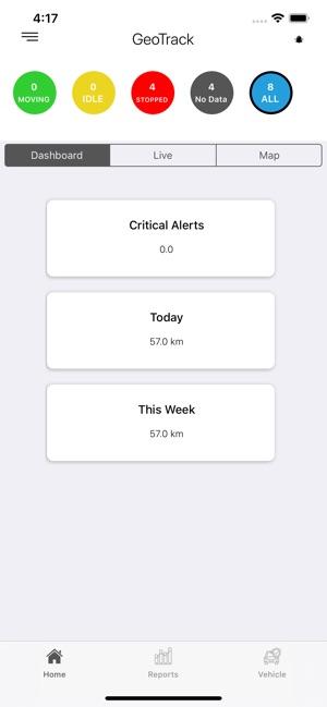 GeoTrack - GeoRadius on the App Store