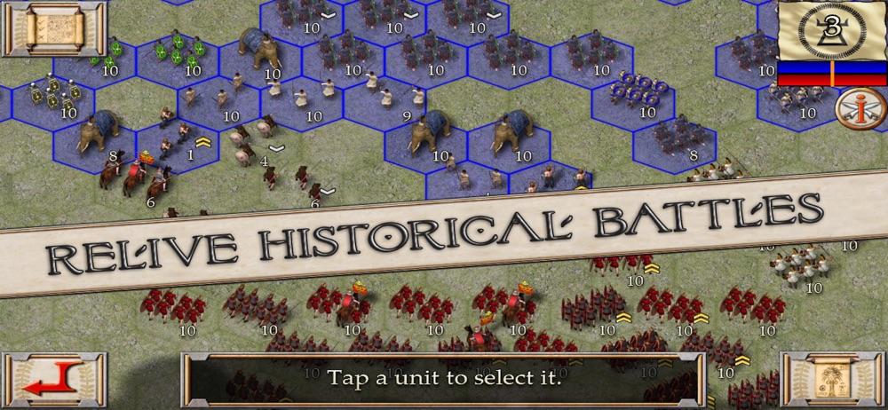 Ancient Battle: Hannibal hack tool