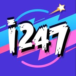 i247 AR anime face maker app