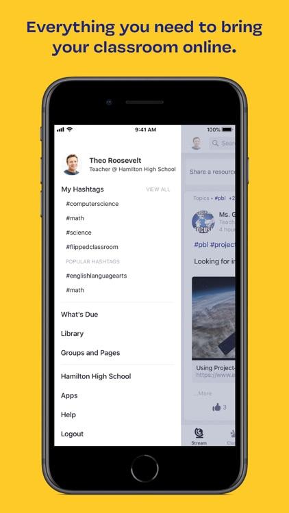 Edmodo: Your Online Classroom screenshot-4