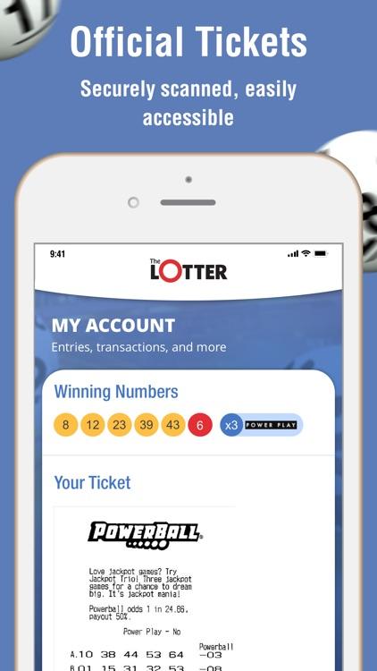 theLotter Oregon Play Lottery screenshot-3