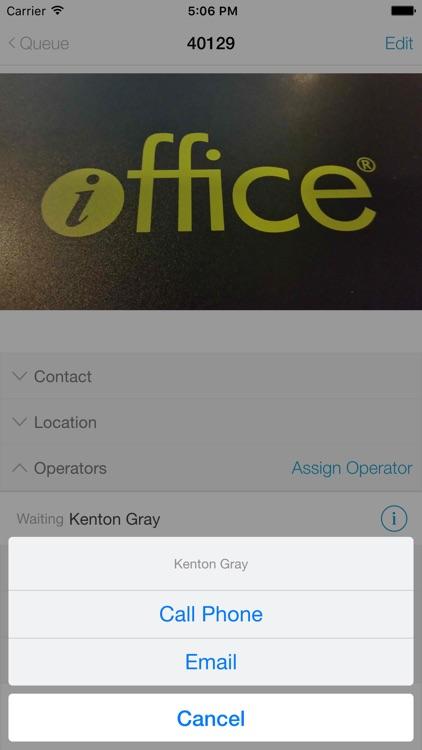 iOffice Service Request screenshot-3