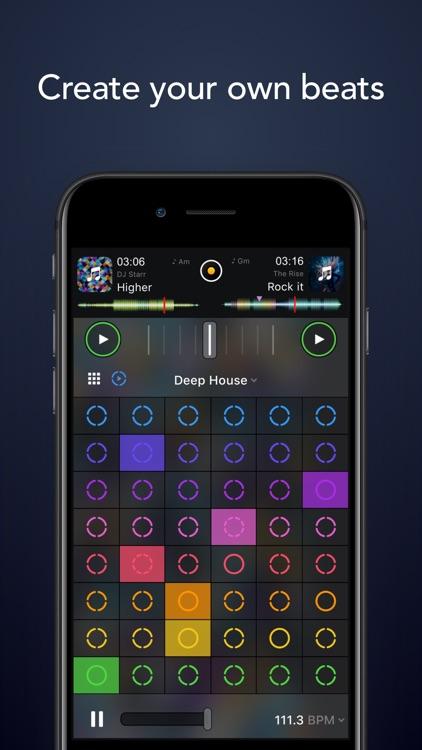 djay - DJ App & AI Mixer screenshot-4