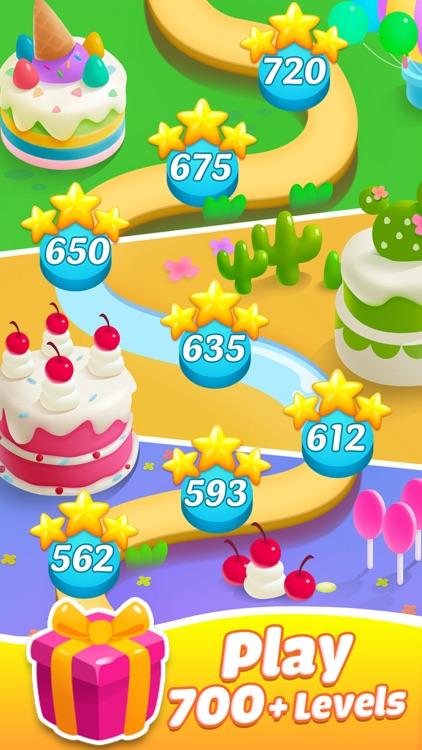 Jelly Jam Blast - Match 3 Game screenshot-3