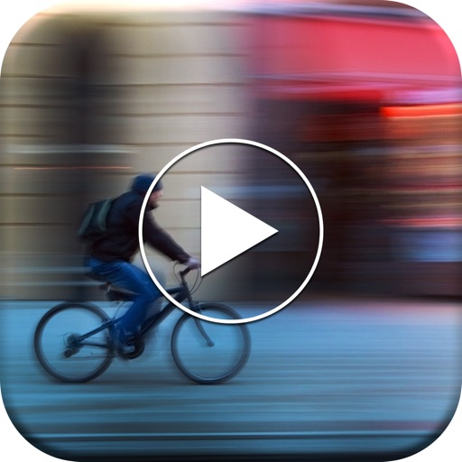 SpeedPro Slow speed video edit