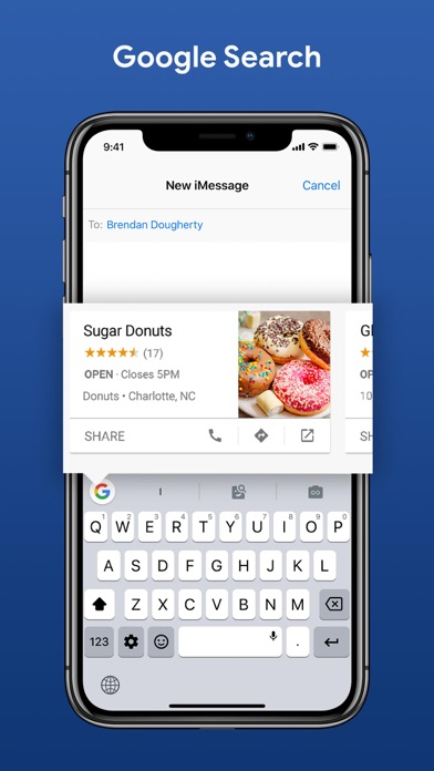 Gboard – the Google Keyboard Screenshot