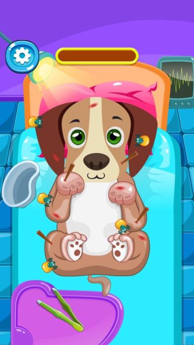Doggy Doctor - Save the Pet! Screenshot