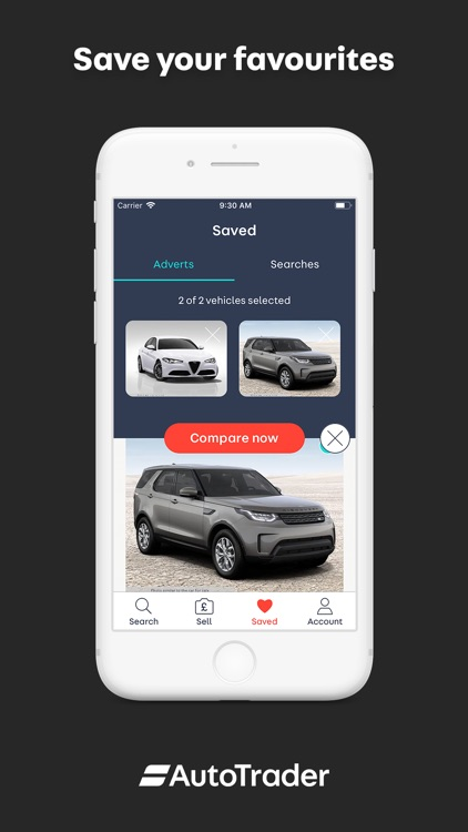 Auto Trader - Buy & Sell A Car screenshot-5