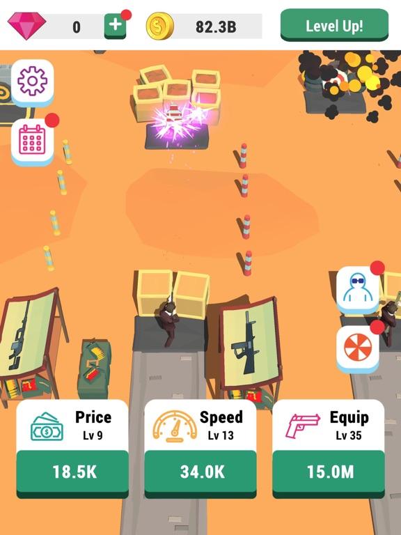 Idle Polygon screenshot 7