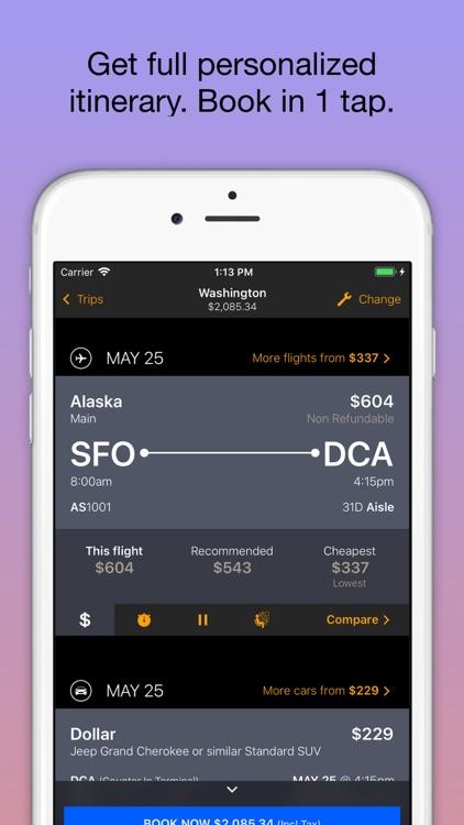 ETA Better Business Travel screenshot-3