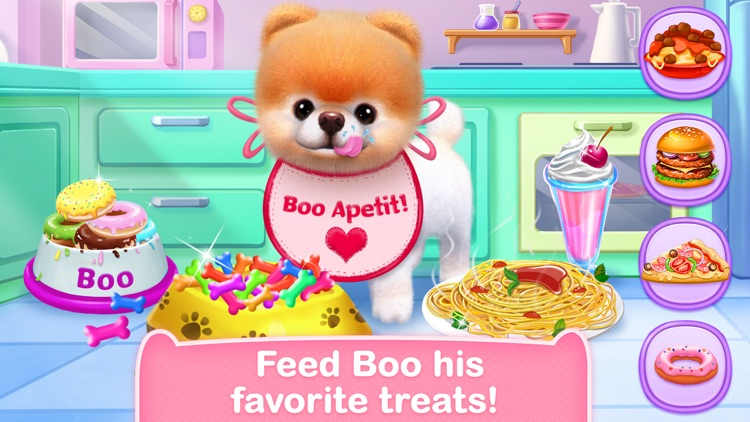 Boo - World's Cutest Dog Game screenshot-2