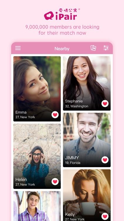 iPair- Chat ,Meet New People