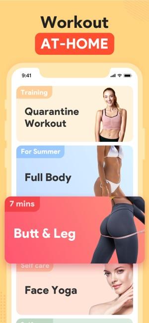 Kostenlose Gewichtsverlust Übung App iPhone