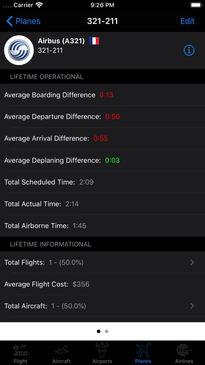 My Flight Log screenshot-4