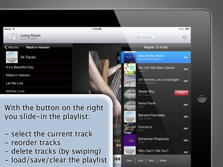 SonoPad for Sonos screenshot-3