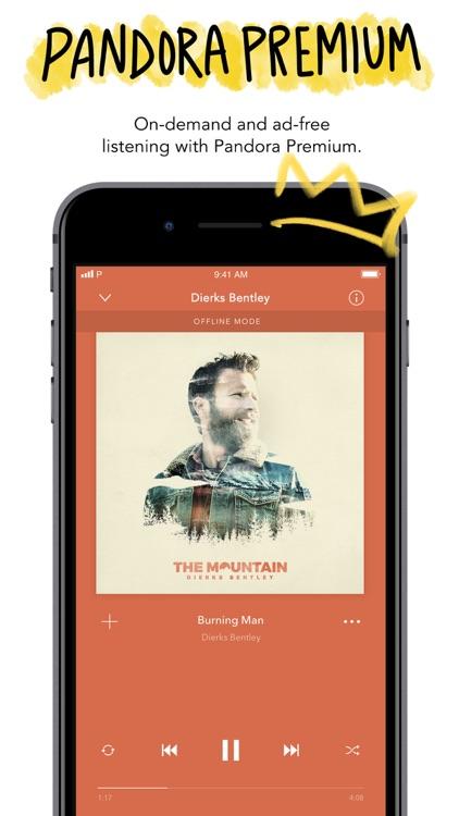 Pandora Music screenshot-6