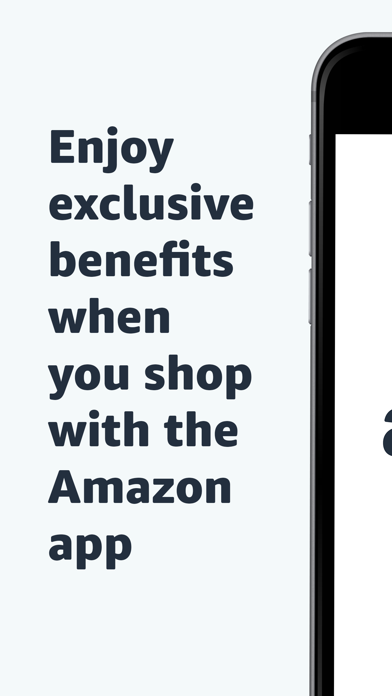 Amazon - Shopping made easy Screenshot