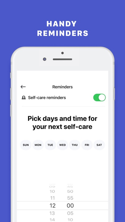 Self-Care Checklist by GrowApp screenshot-3