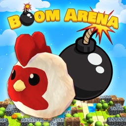 Boom Arena: Multiplayer Bomber