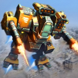 Robot Rampage: Earth Attack