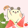 欢乐小鼠Sticker